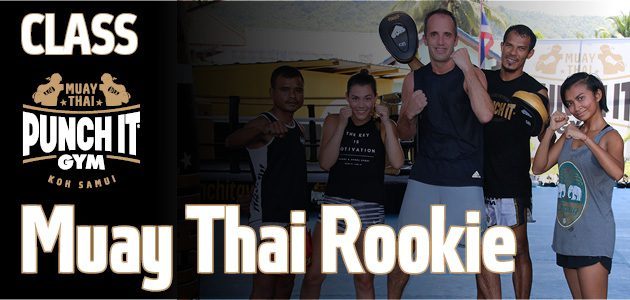 Muay Thai Rookie