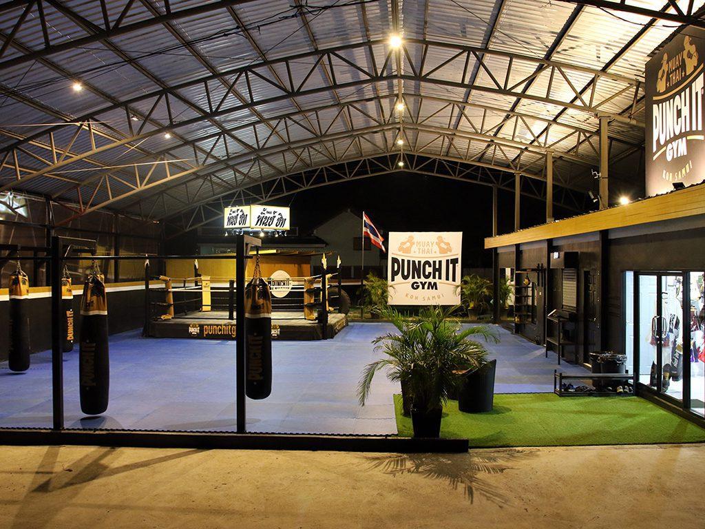 Punch it Gym Koh Samui