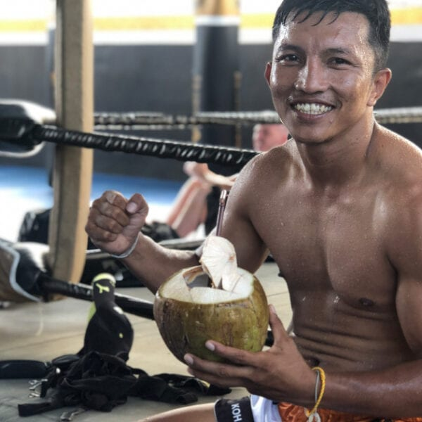 World leading Muaythai Water