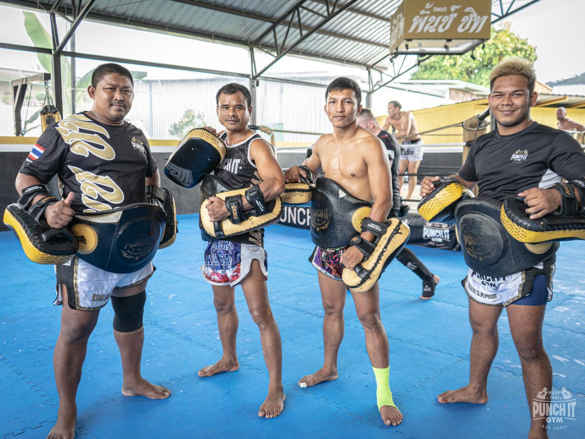 Punch It Muaythai Camp