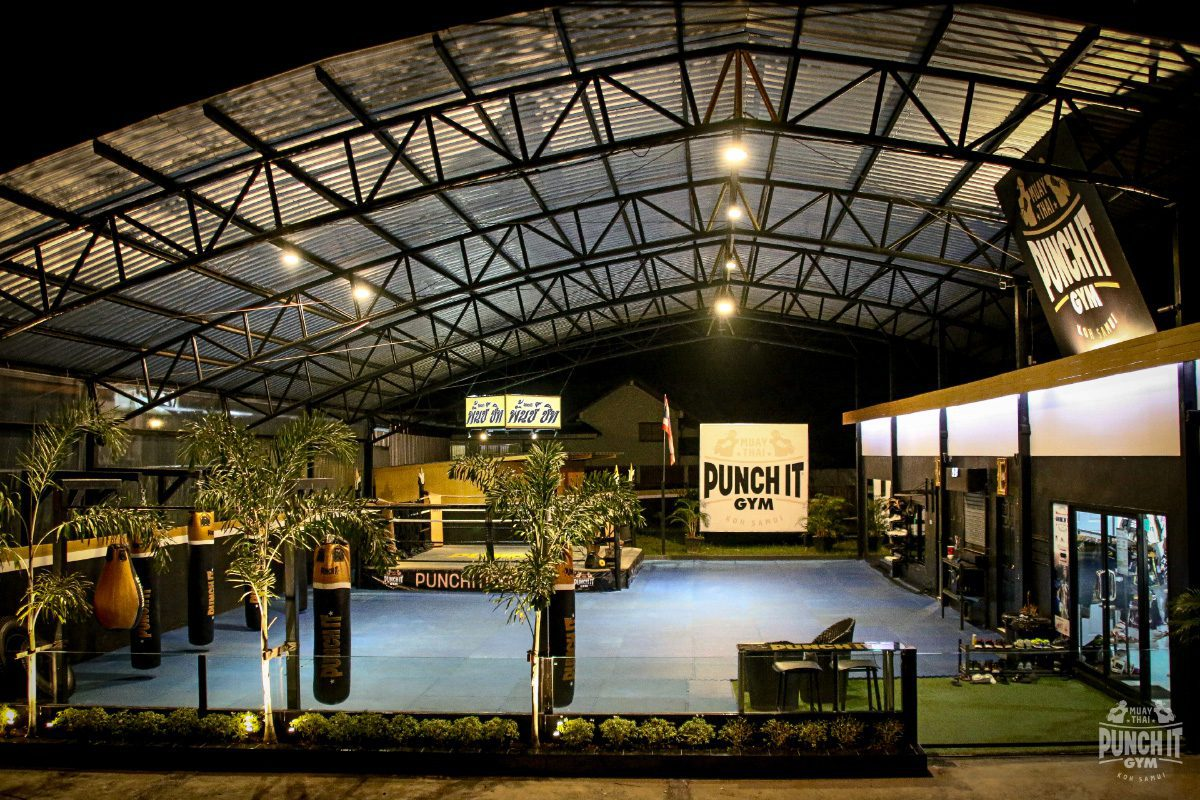 Punch-it Gym Koh Samui About Us
