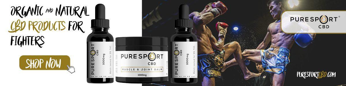 Pure Sport CBD · Organic CBD Oil · CBD Oil UK · 0% THC CBD