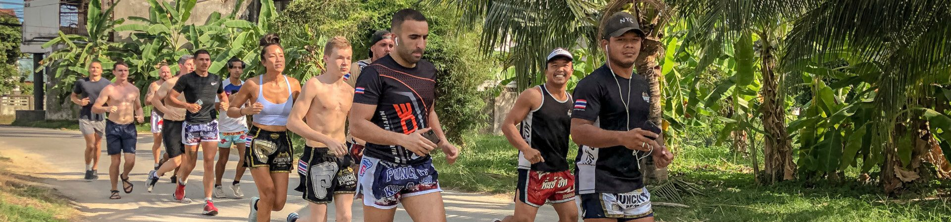 About us - Muay Thai Gym on Koh Samui