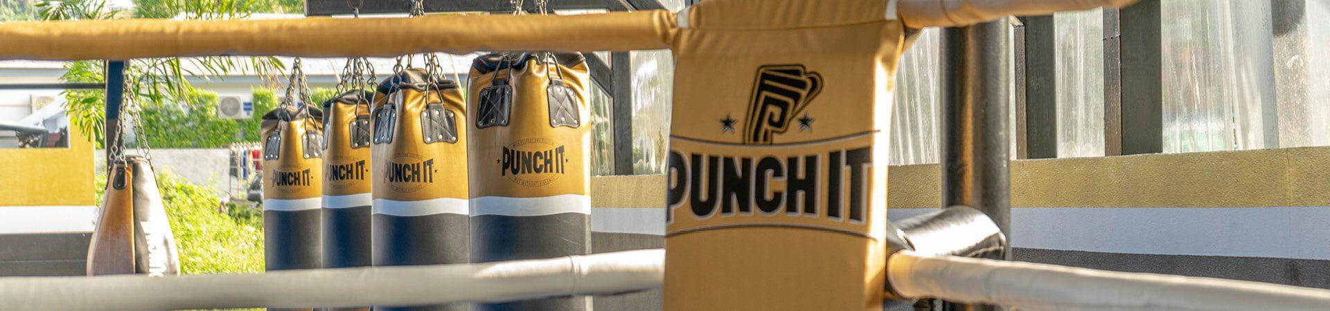Imprint Punchit Muay Thai Gym