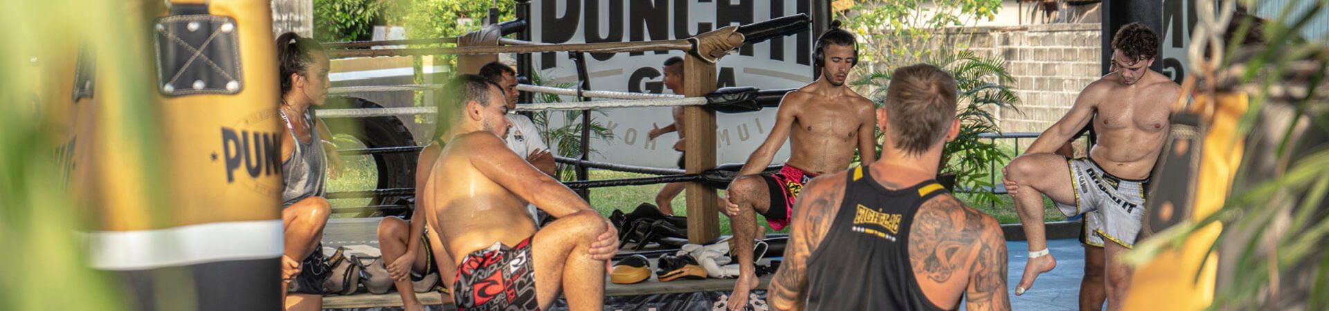 Muay Thai Training Schedule
