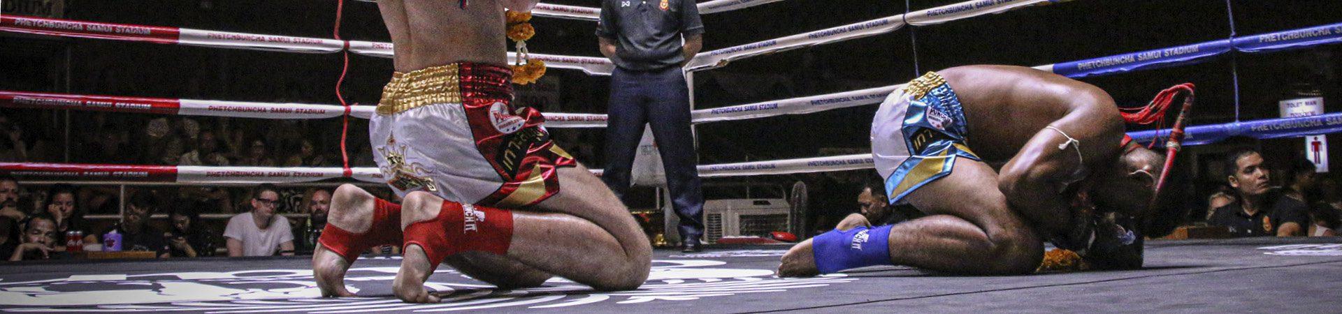 New Comer Challenge - Muay Thai Thailand