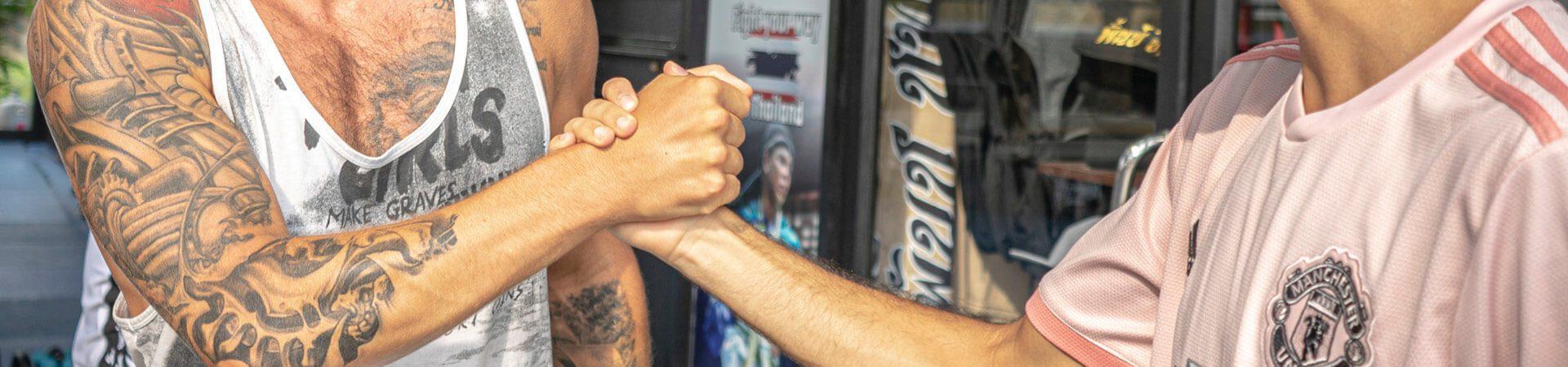 Partner von Muay Thai Gym Punchit